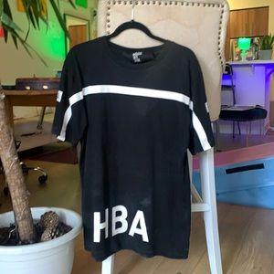 HBA BLACK & White Tee